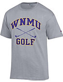 Western New Mexico University Mustangs Golf T-Shirt