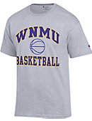 Western New Mexico University Basketball T-Shirt