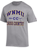 Western New Mexico University Cross Country T-Shirt