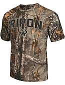 Ripon College Realtree Camo Short Sleeve T-Shirt