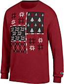 Ripon College Ugly Sweater Long Sleeve T-Shirt