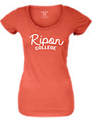 Ripon College Women's Scoopneck T-Shirt