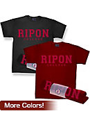 Ripon College Rolled Up T-Shirt