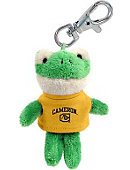 Cameron University Plush Keychain