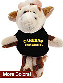 Cameron University Plush Magnet
