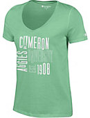 Cameron University Aggies Women's V-Neck T-Shirt