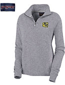 Cameron University Women's 1/4 Zip Chelsea Fleece Pullover