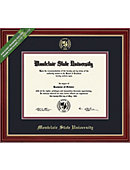 Montclair State University 8'' x 10'' Regal Diploma Frame