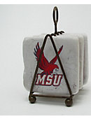 Montclair State University Red Hawks Coasters - Set of 4