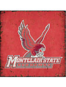 Montclair State University Vintage Tin Sign