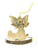 Montclair State University Angel Ornament