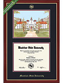 Montclair State University 8'' x 10'' Regal Diploma Frame with Lithograph