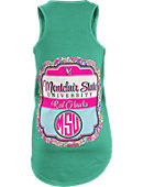 Montclair State University Women's Tank Top