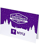Montclair State University Holiday Greeting Cards 10-Pack