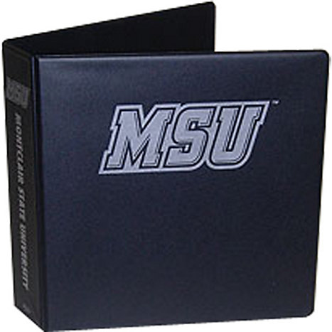 Product: Montclair State University 2 inch Binder