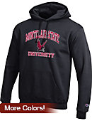 Montclair State University Red Hawks Hooded Sweatshirt