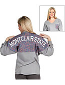 Montclair State University Women's Long Sleeve T-Shirt