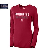 Montclair State University Red Hawks Women's Long Sleeve T-Shirt