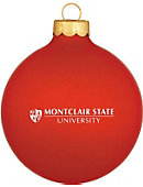 Montclair State University Ornament Ball