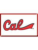 California University of Pennsylvania 2.2''x3.6'' Dome Magnet