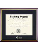 Lone Star College North Harris 8.5'' x 11'' Academic Diploma Frame