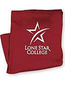 Lone Star College Blanket