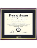 North Harris College/ Lone Star College 8.5'' x 11'' Value Price Scholastic Diploma Frame