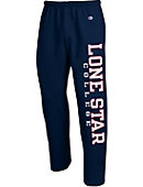 Kingwood College/ Lone Star College Open Bottom Sweatpants