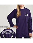 Kingwood College/ Lone Star College Football Women's Ra Ra T-Shirt