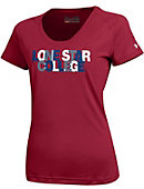 Kingwood College/ Lone Star College Women's Tech T-Shirt