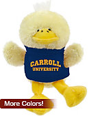 Carroll University Plush Magnet