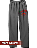 Carroll University Open Bottom Sweatpants