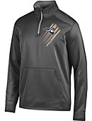 Carroll University 1/4 Zip Athletic Fit Fleece