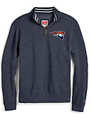 Carroll University 1/4 Zip Tri-Blend Pullover