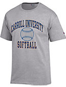 Carroll University Softball T-Shirt