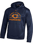 Under Armour Carroll University Pioneers Fleece Hooded Sweatshirt