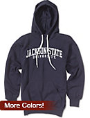 Jackson State University Hooded Sweatshirt
