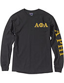 Jackson State University Alpha Phi Alpha Long Sleeve T-Shirt