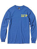Jackson State University Sigma Gamma Rho Long Sleeve T-Shirt