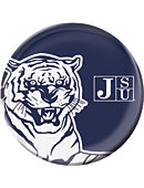 Jackson State University Tigers 3 in. Magnet Button