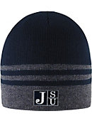 Jackson State University Striped Beanie