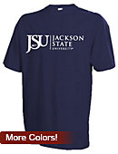 Jackson State University Short Sleeve T-Shirt