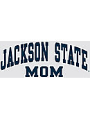 Jackson State Mom Decal