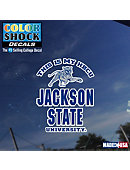 Jackson State University Tigers 'This Is My HBCU' Decal