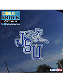 Jackson State University Tigers Decal