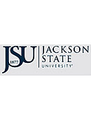 Jackson State University Cling Decal