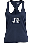 Jackson State University Women's Athletic Fit Swing Tank Top