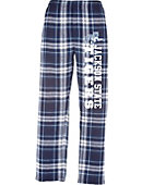 Jackson State University Tigers Flannel Pants