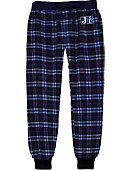 Jackson State University Women's Flannel Jogger Pants