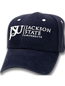 Jackson State University 3D Low Profile Cap